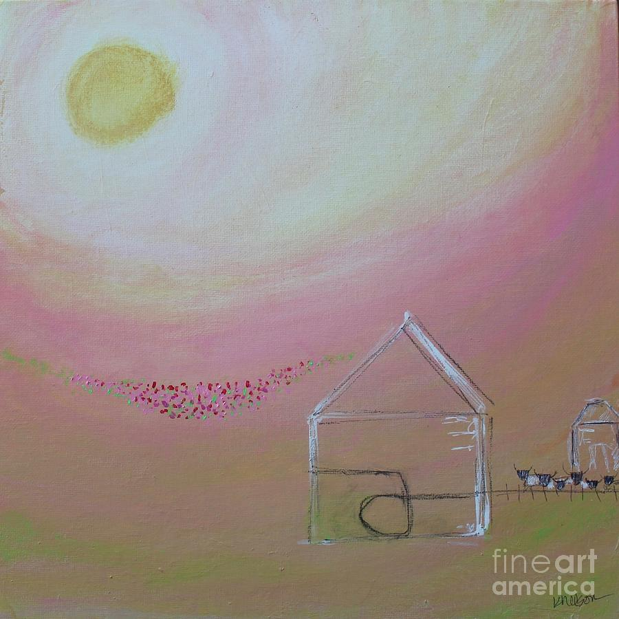 SARAH'S GOAT SHED by Kim Nelson