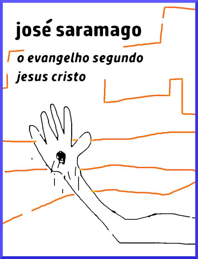 Saramago Gospel According to Jesus Christ by Paul Sutcliffe