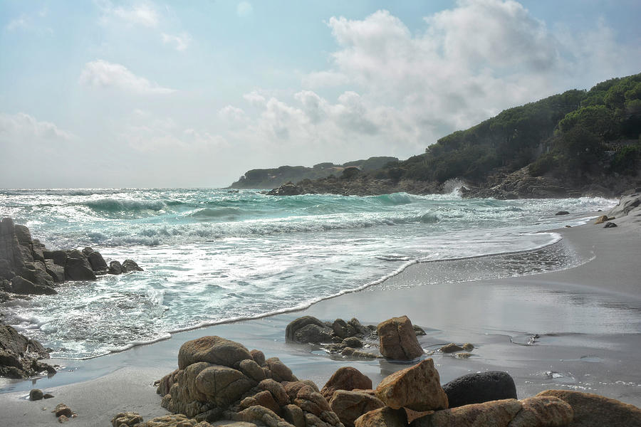 Sardinia Is Beauty In Nature Photograph