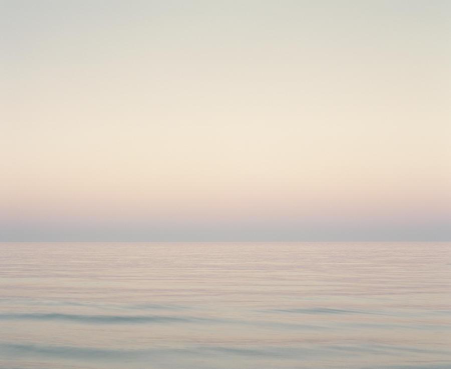 Sardinian Seascape Photograph by Rjw