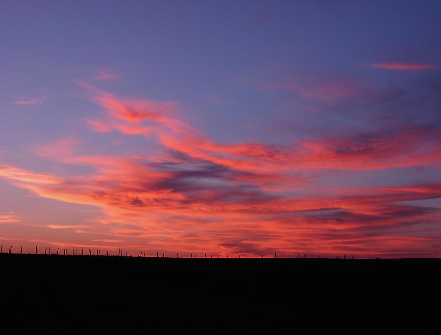 Saskatchewan, Land of Living Skies by Blair Wainman