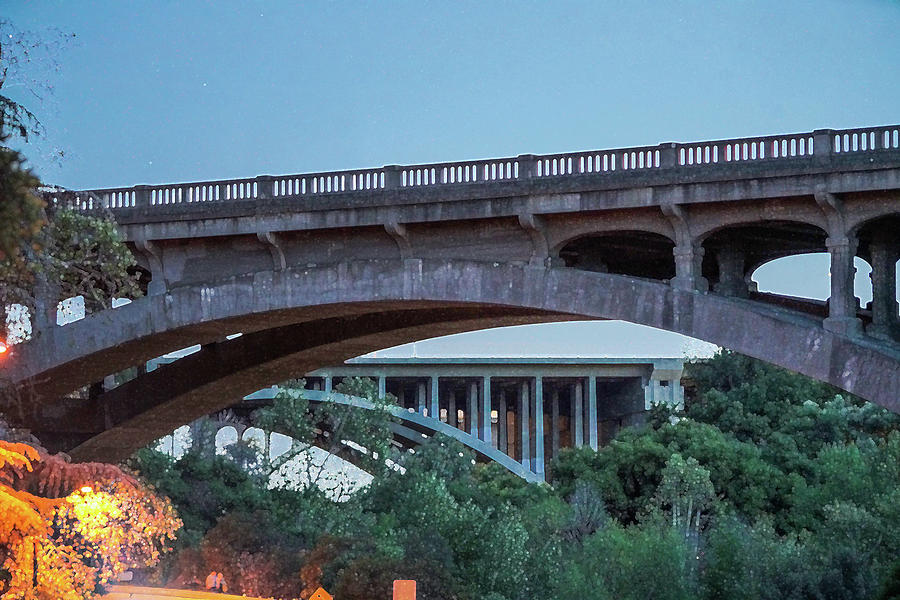 save a bridge by Kenneth James