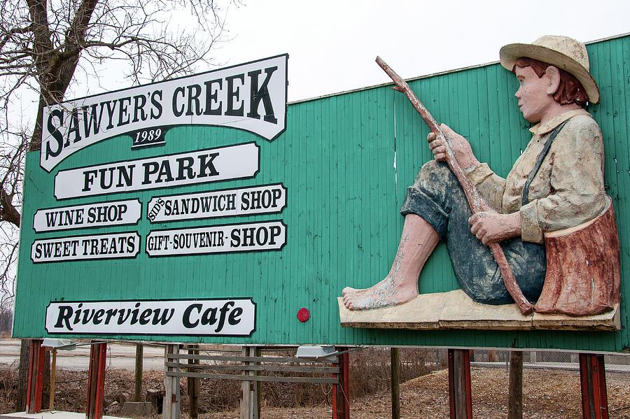 Sawyer's Creek by Steve Stuller