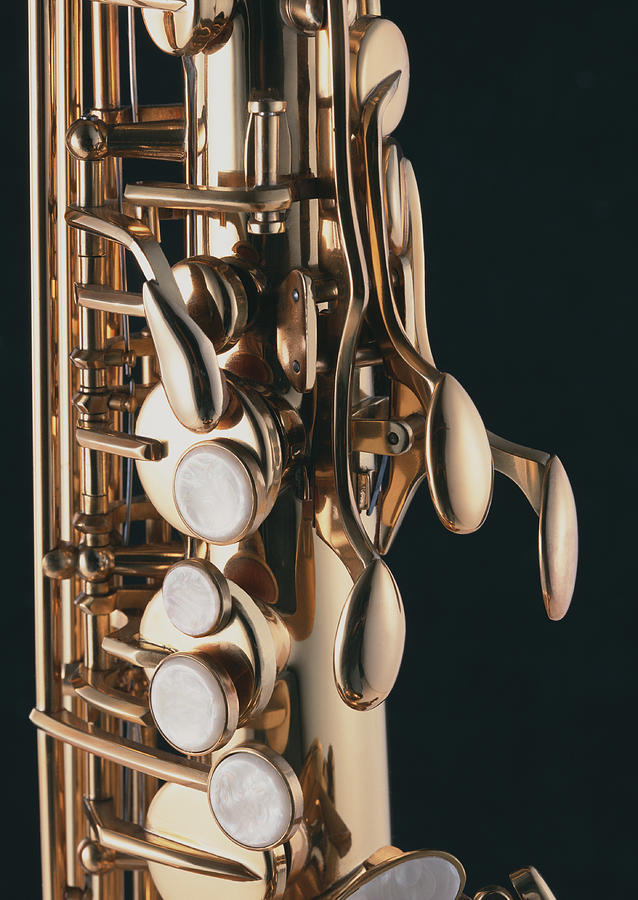 Saxophone Photograph by Imagenavi