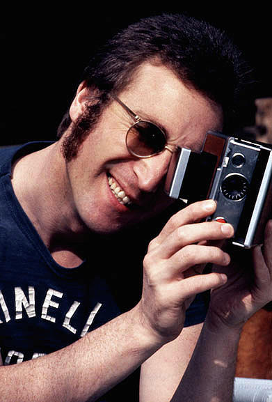 Say Cheese John Lennon by Iconic Images Art Gallery David Pucciarelli