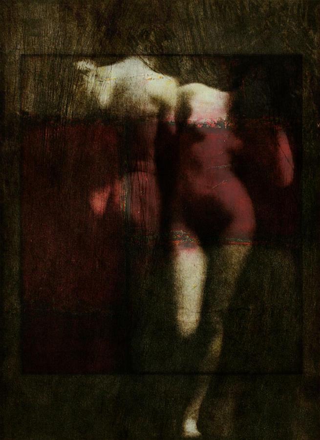 Nude Digital Art - Say Hello Wave Goodbye  by Paul Lovering