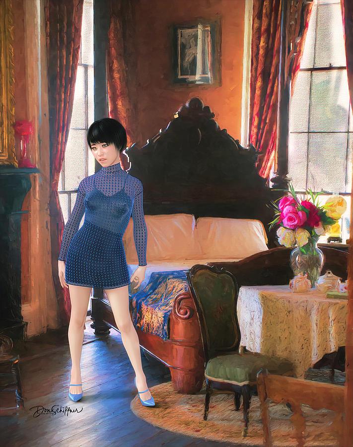 Saya by Don Schiffner