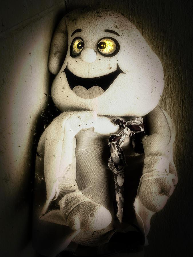 Scary Friend by David Kay