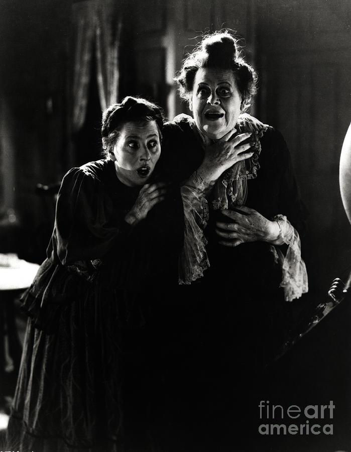 Scene From Dangerous Females Photograph by Bettmann
