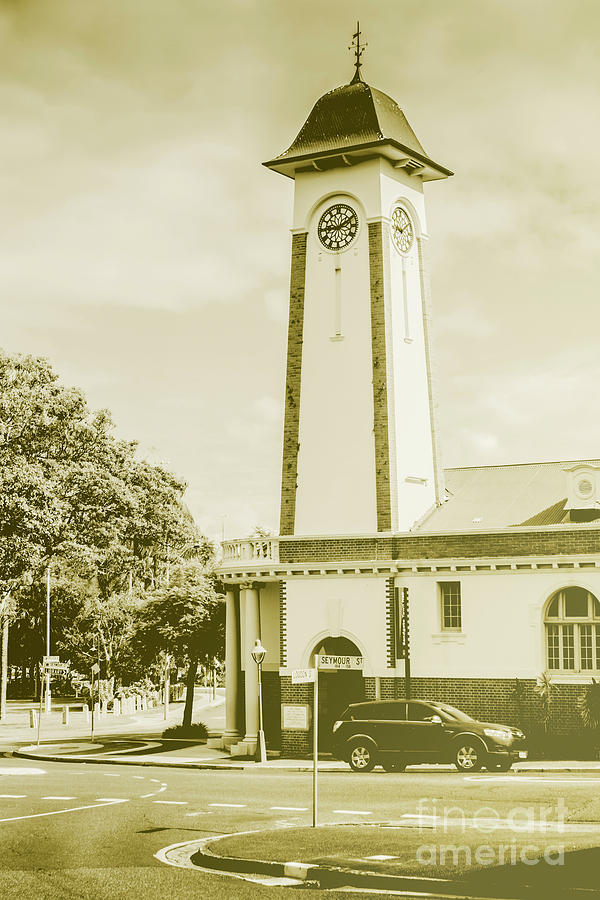 Old Photograph - Scenes From Old Sandgate by Jorgo Photography - Wall Art Gallery