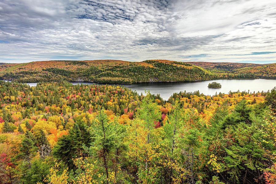 Scenic Autumn Landscape by Pierre Leclerc Photography