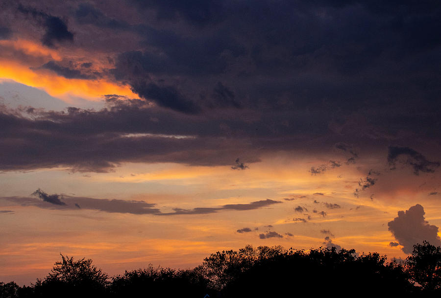 Scenic Sky Photograph