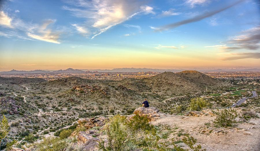 Scenic South Mountain by Anthony Giammarino