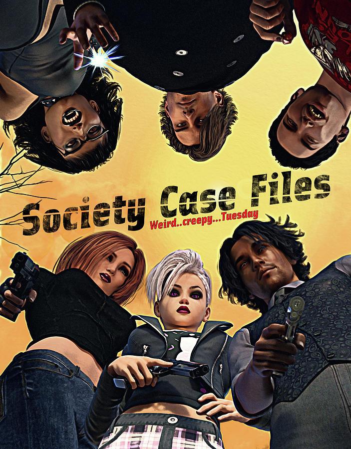 SCF Losers by Robert Hazelton