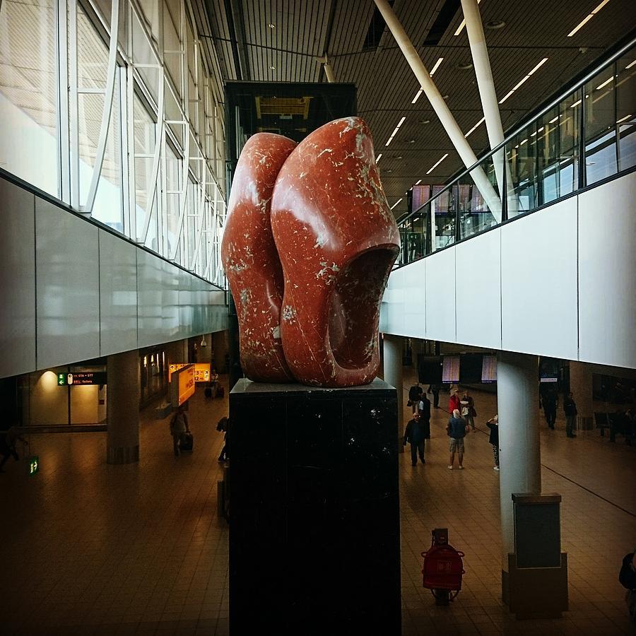 Schipol Airport by Samuel Pye