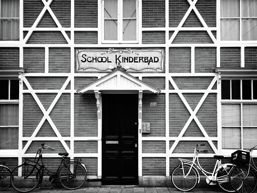 School Kinderbad - Amsterdam by Georgia Fowler