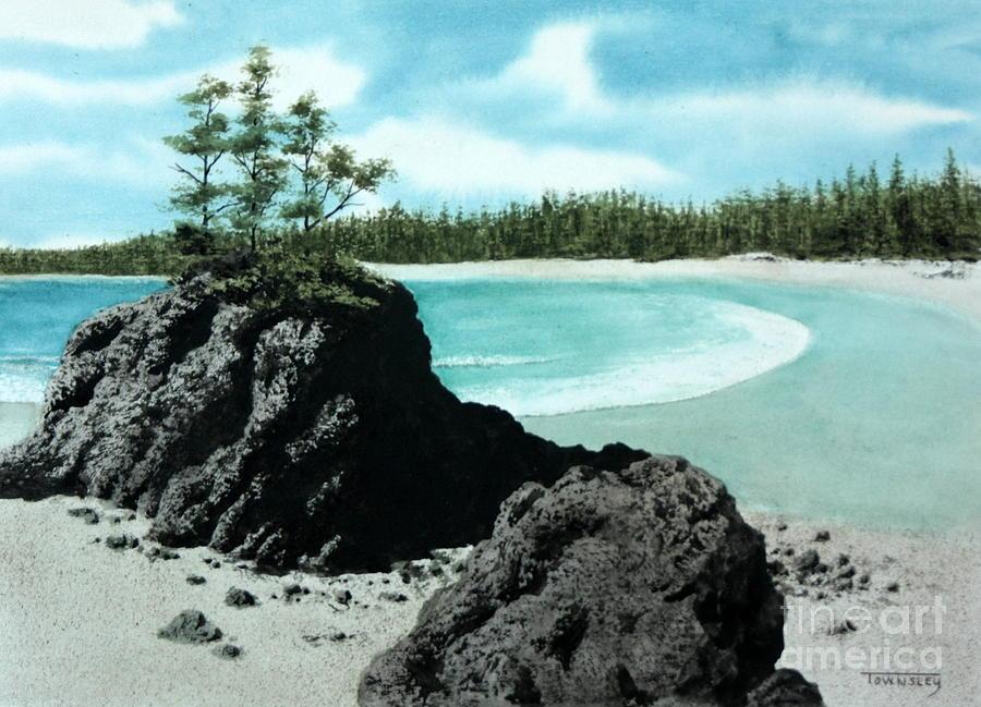 Schooner Cove by Frank Townsley