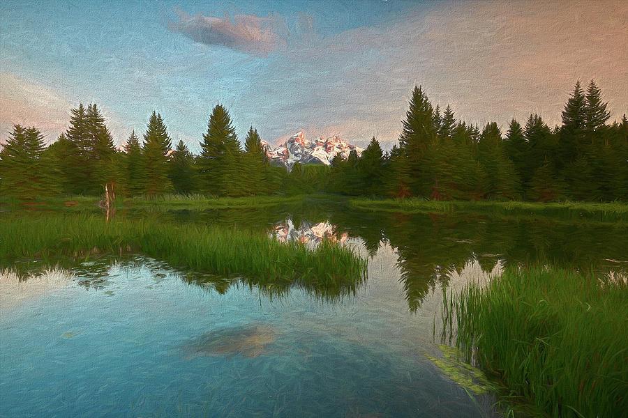 Schwabacher Morning III by Jon Glaser
