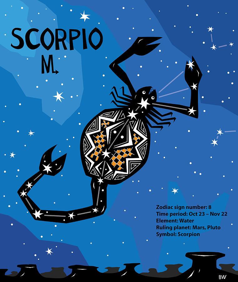 Scorpio by William West