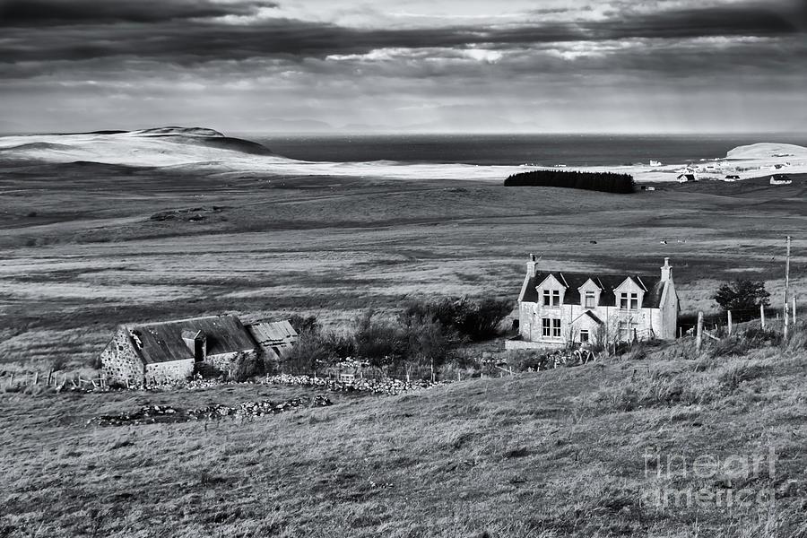 Scottish Farm On Skye Photograph