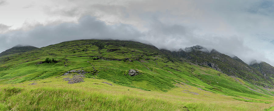 Scottish Landscape by Michalakis Ppalis