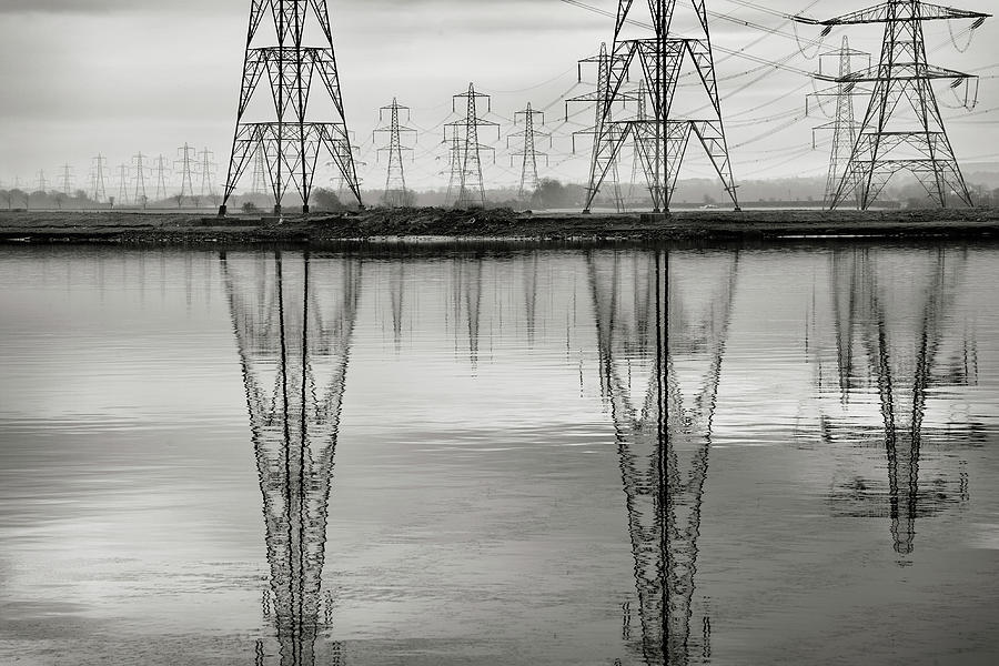 Scottish Power Photograph by Billy Currie Photography