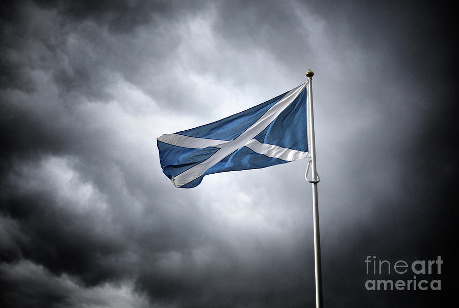 Scottish Referendum Campaigning Enters Photograph by Peter Macdiarmid