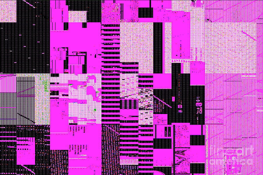 Screen Fault 1 by Guido Koppes