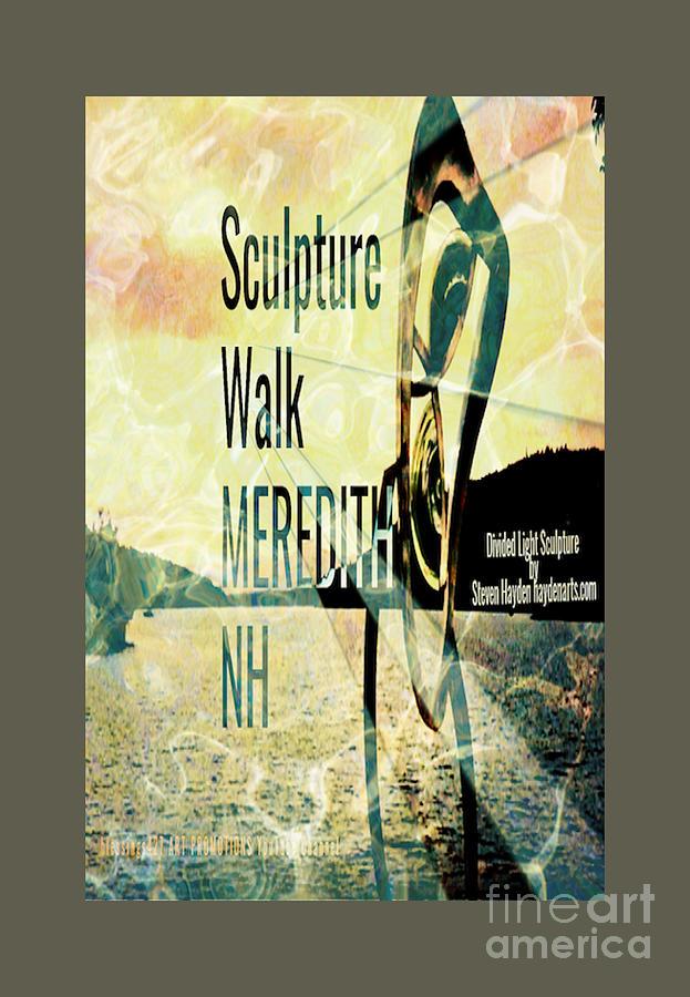 Sculpture Walk Meredith by Karen Francis