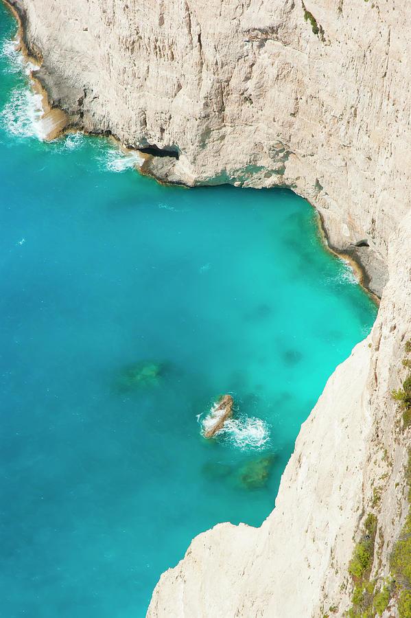 Sea and rocks  by Anna Kluba