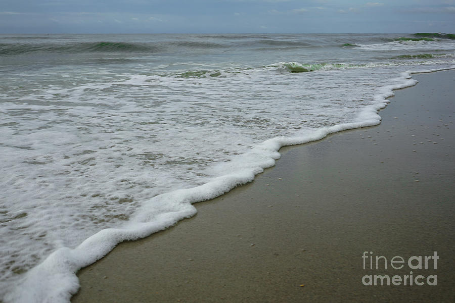 Sea Foam by Amy Lyon Smith