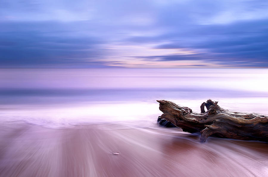 Landscape Photograph - Sea Impressions by Tais