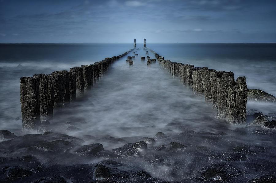 Sea Level Photograph by Anton Van Dongen