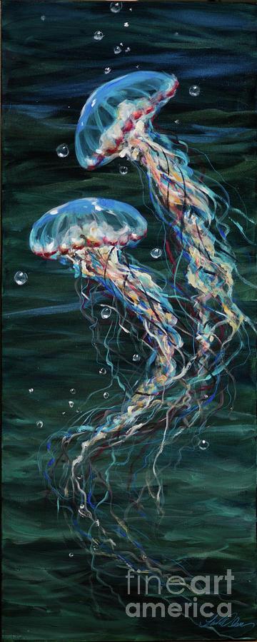 Sea Nettles by Linda Olsen