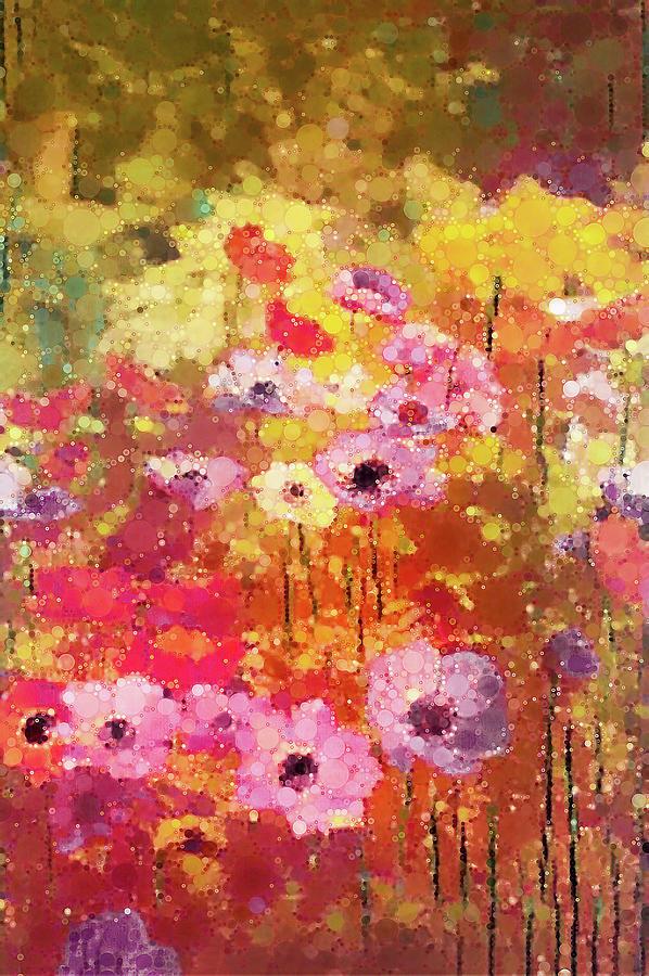 Sea of Anemones by Susan Maxwell Schmidt