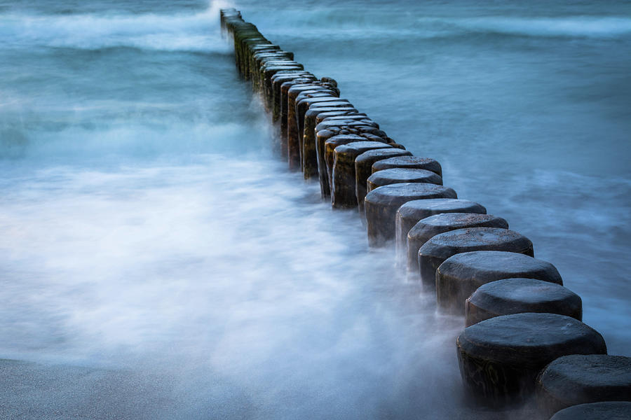 Sea Photograph - Sea Perspective by Toby Luxberg