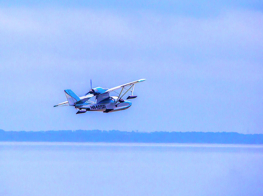 Sea plane by Kevin Banker