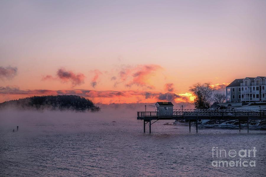 Sea Smoke by Susan Garver