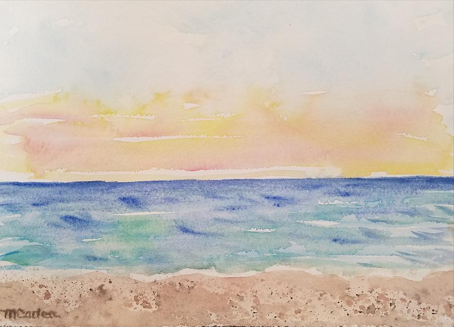 Sea the Horizon by M Carlen