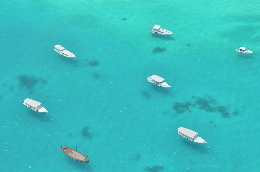 Sea Transport Photograph by Muha