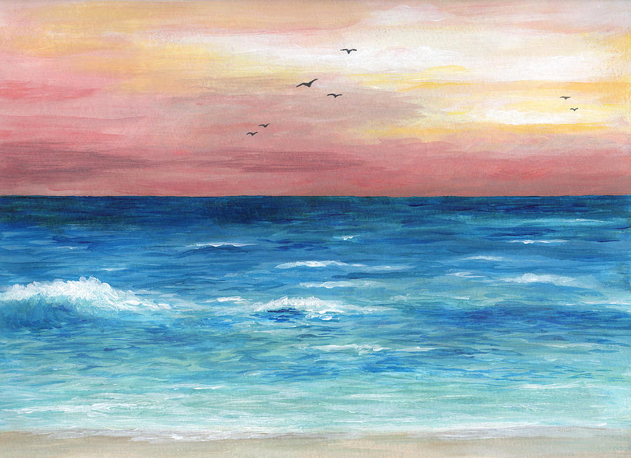 Sea View 269 by Lucie Dumas