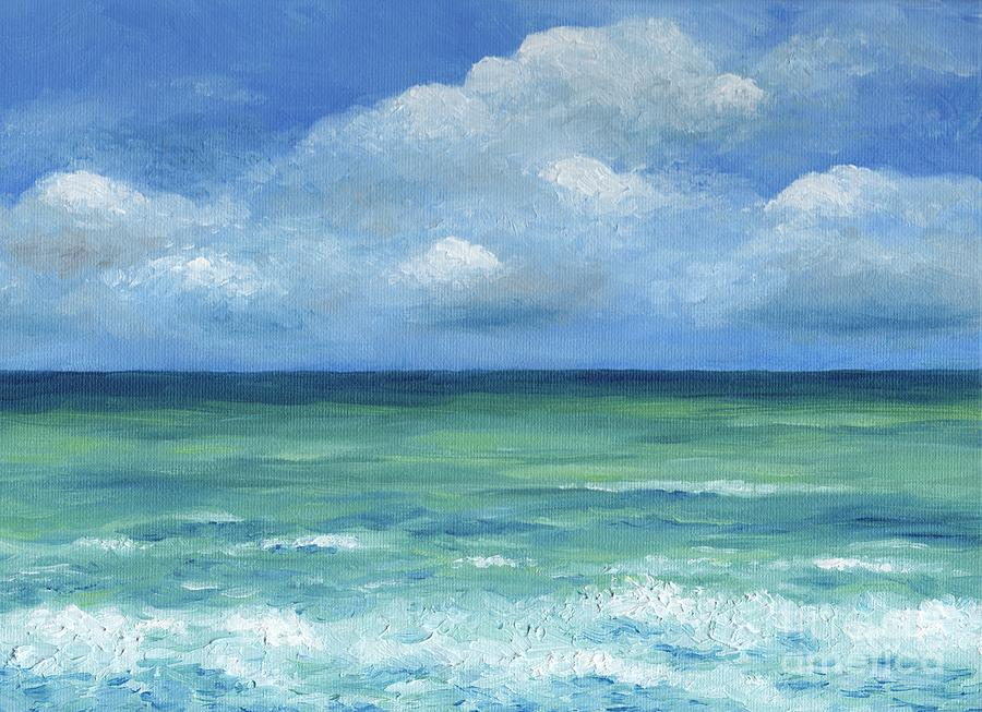Sea View 273 by Lucie Dumas