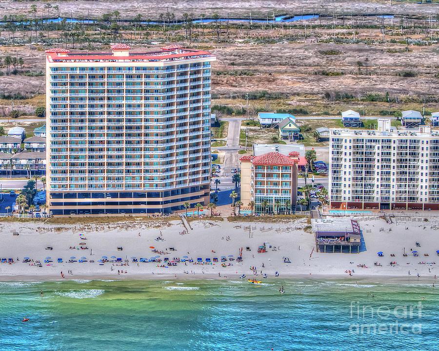 Sea Winds  Sea n Suds by Gulf Coast Aerials -