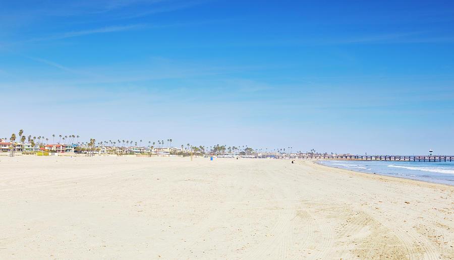 Seal Beach, Ca Photograph by Bluehill75