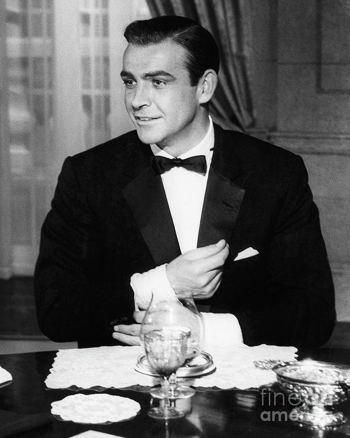 Sean Connery As James Bond In Goldfinger Photograph by Bettmann