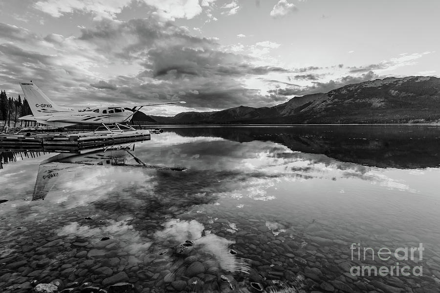 Seaplane at Rest by Alanna DPhoto