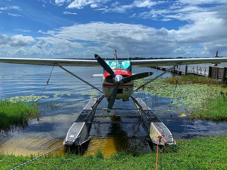 Seaplane Parking Photograph
