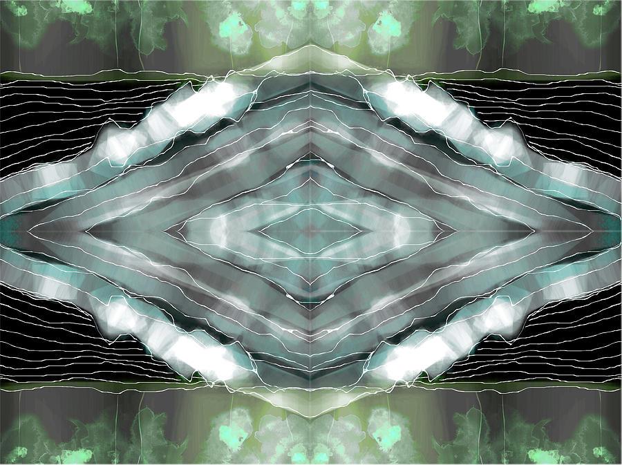 Seascape Digital Art