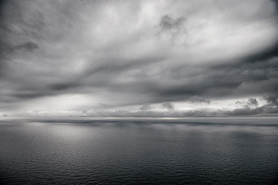 Seascape France Photograph by Devon Strong
