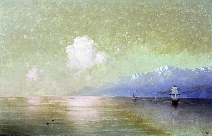 Seascape    by Ivan Aivazovsky